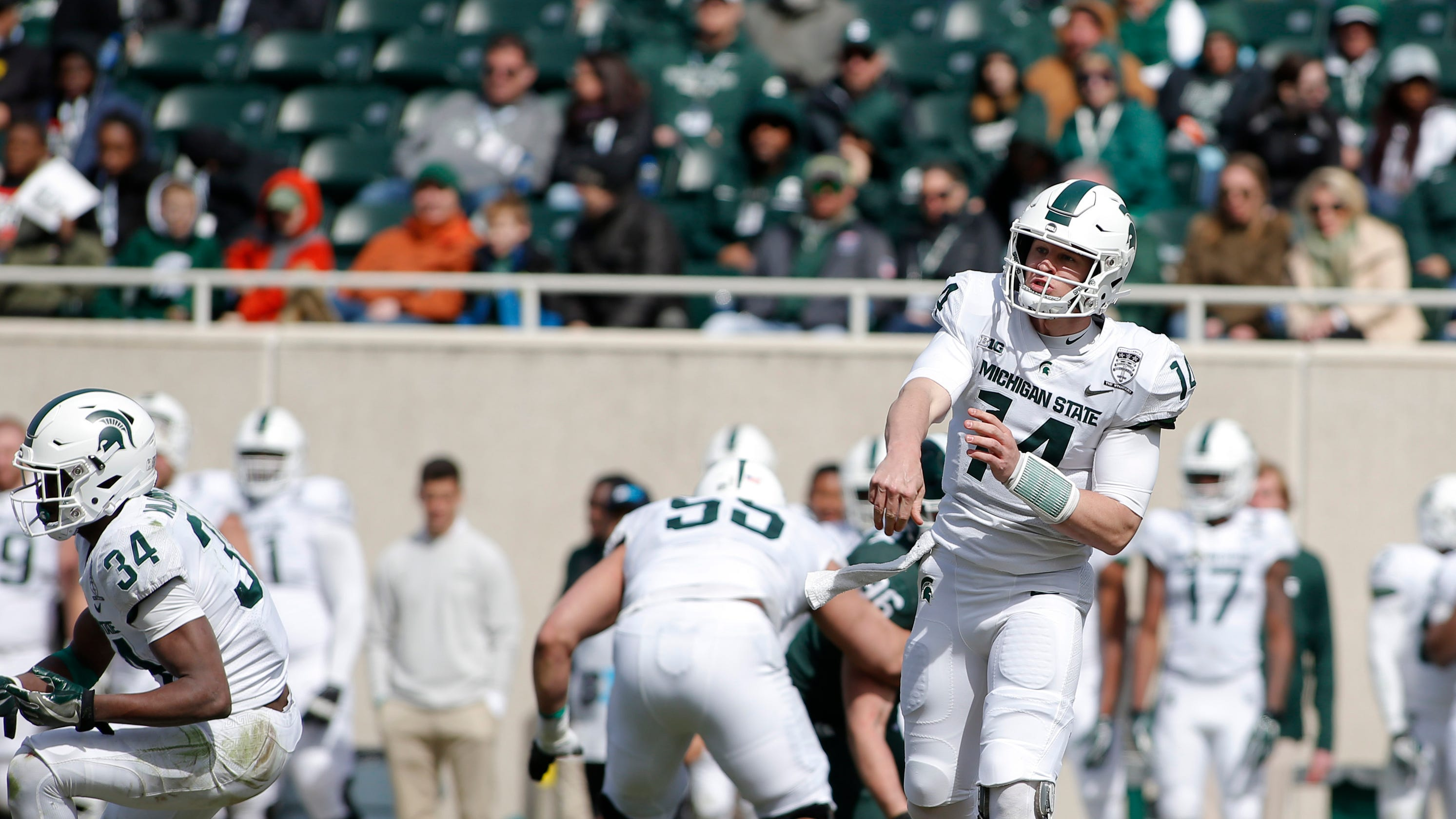 Classified Info On Michigan State Football Offense It S
