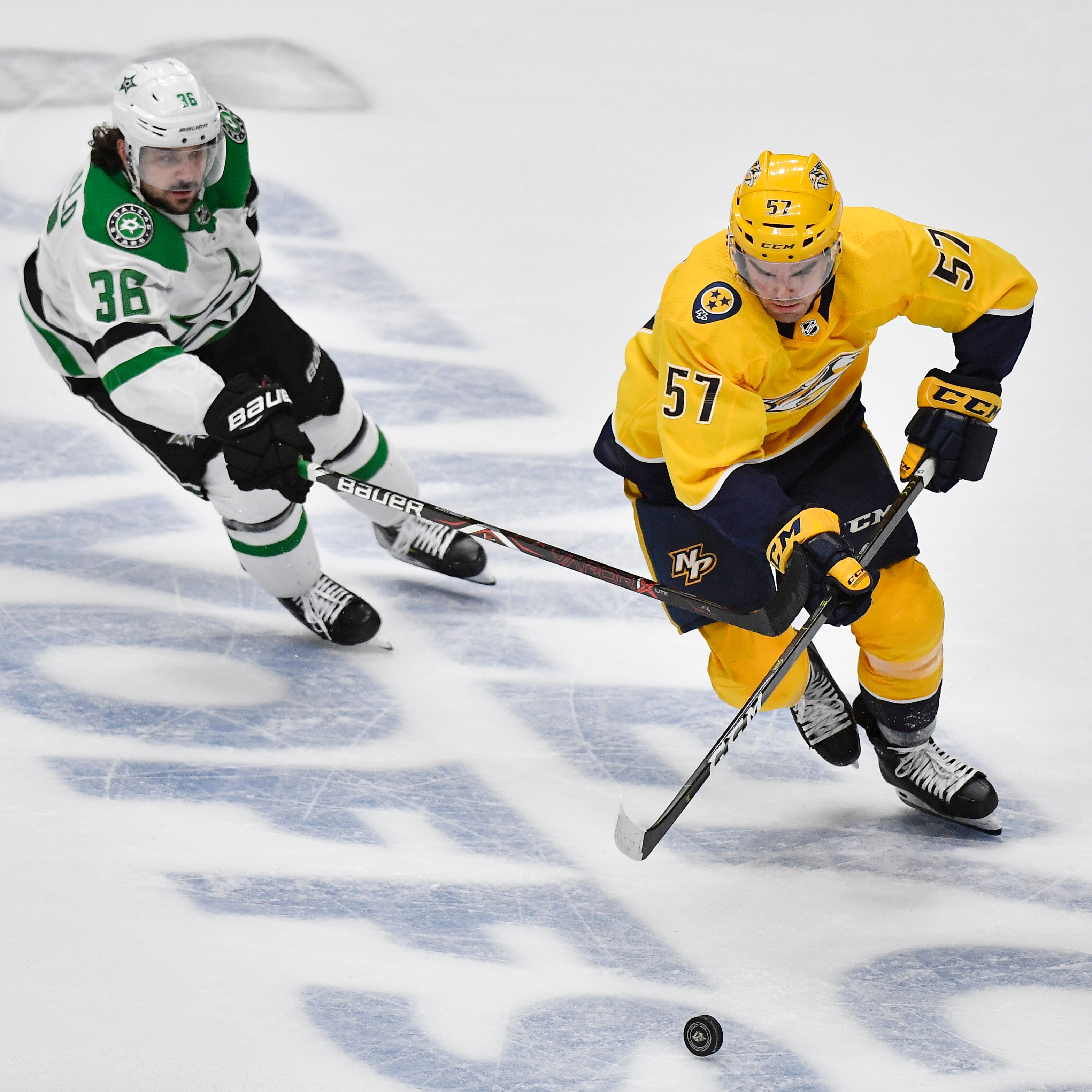 Predators 2, Stars 1 in OT: 3 things to know as Nashville evens series on Craig Smith's goal