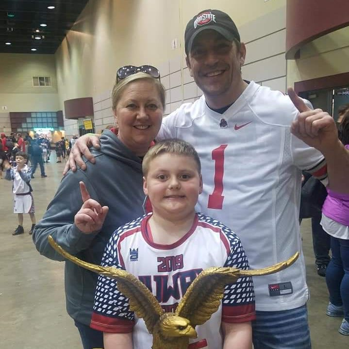 Newark's Bonner wins youth wrestling national title