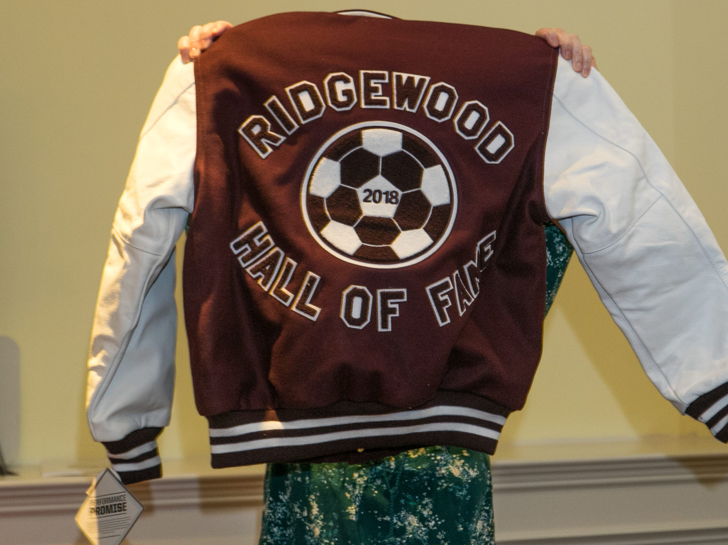 Ridgewood High School held it's Hall of Fame Class of 2018 Induction Dinner, honoring long time coach Jeff Yearing at the Brickhouse in Wyckoff. 04/05/2019