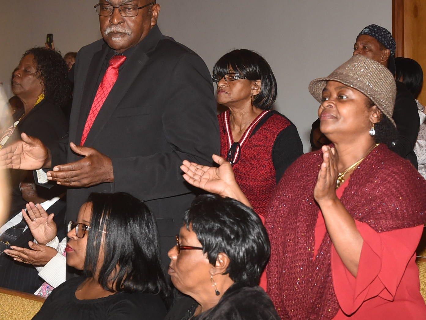 Little Zion Missionary Baptit Church Unity Service