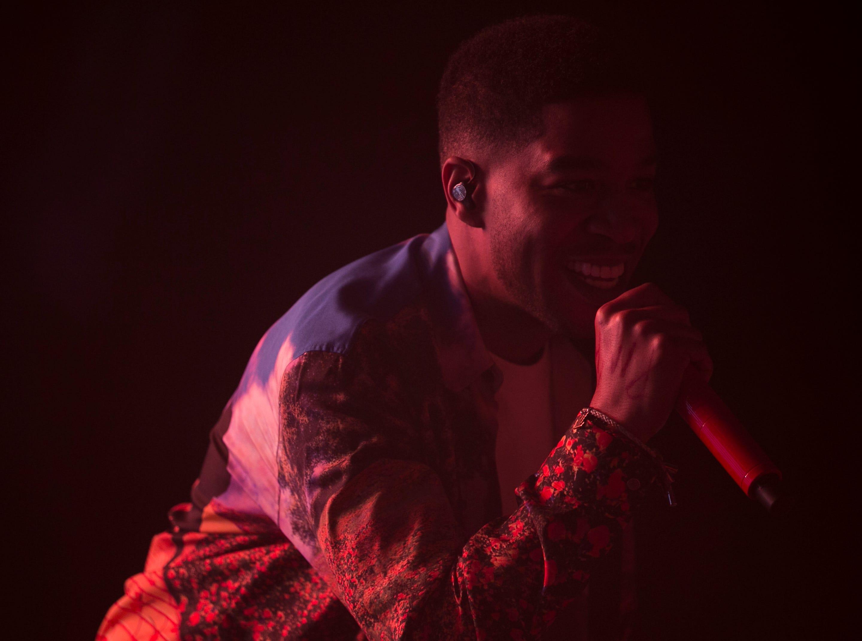Kid Cudi performs at Coachella 2019 in Indio, Calif. on Sat. April 13, 2019.