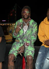 2 Chainz attends the Levi's Brand Presents Neon Carnival with Bondi Sands and POKÉMON: Detective Pikachu on April 13, 2019 in Thermal, California.