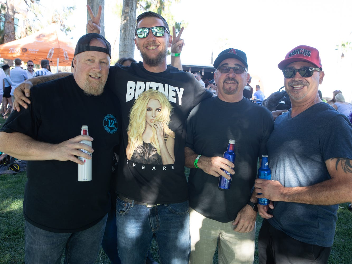 These guys were a hoot at the Scottsdale Culinary Festival on April 13, 2019.