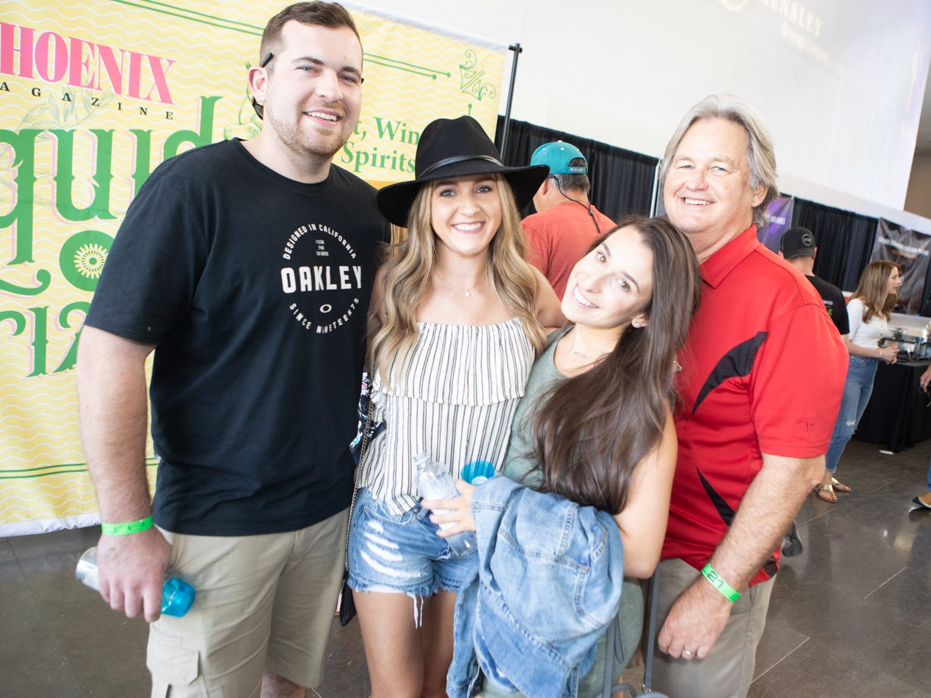 Everyone had a blast at the Scottsdale Culinary Festival on April 13, 2019.