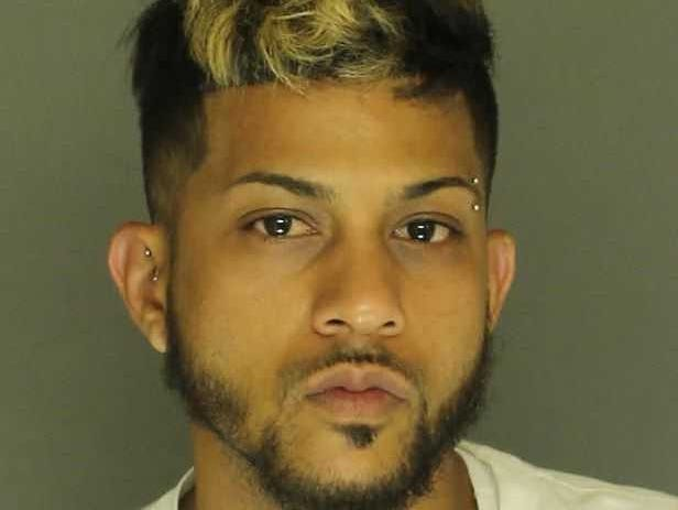 Emilio Torres, arrested for DUI and careless driving.