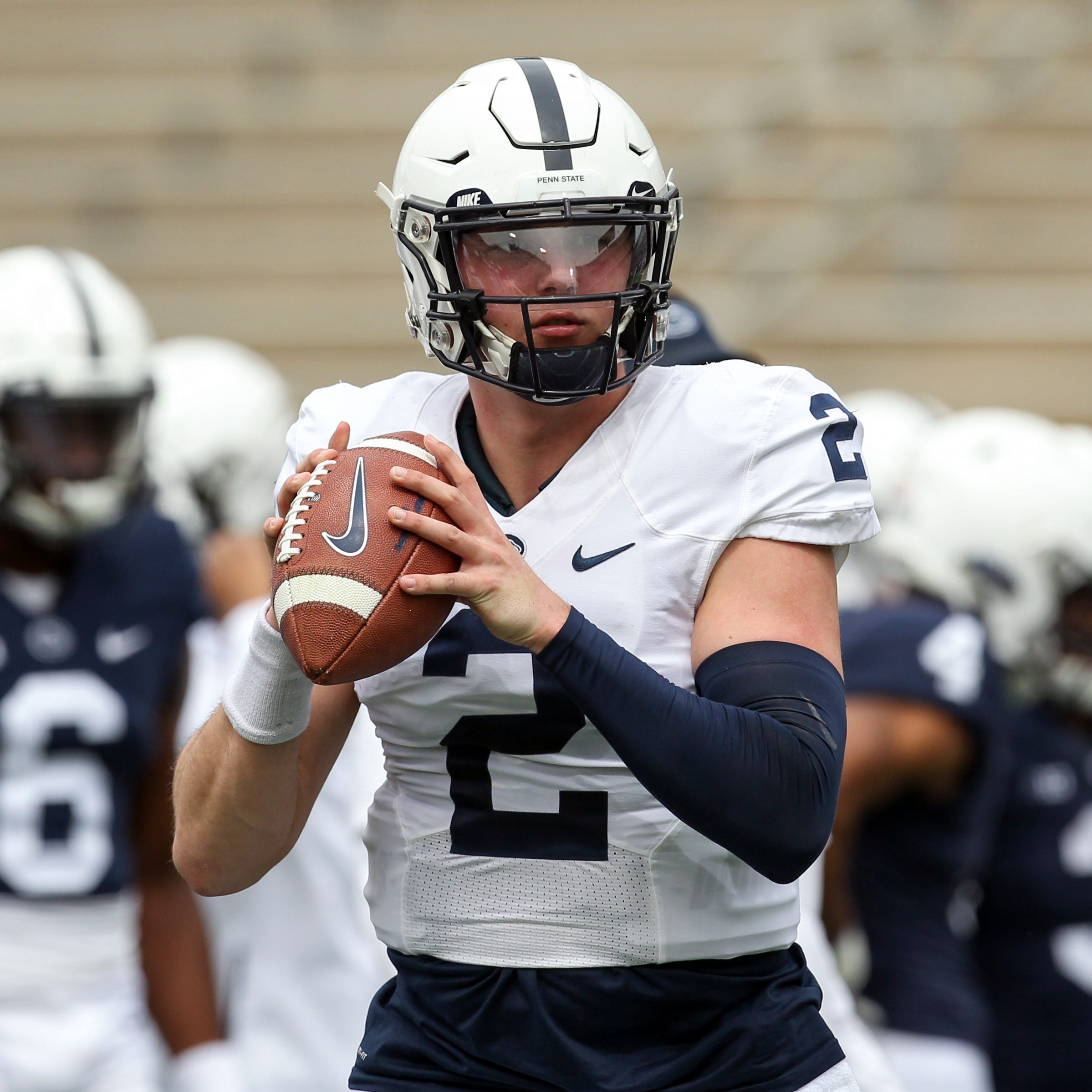 If Tommy Stevens can't buy into Penn State now, he should go