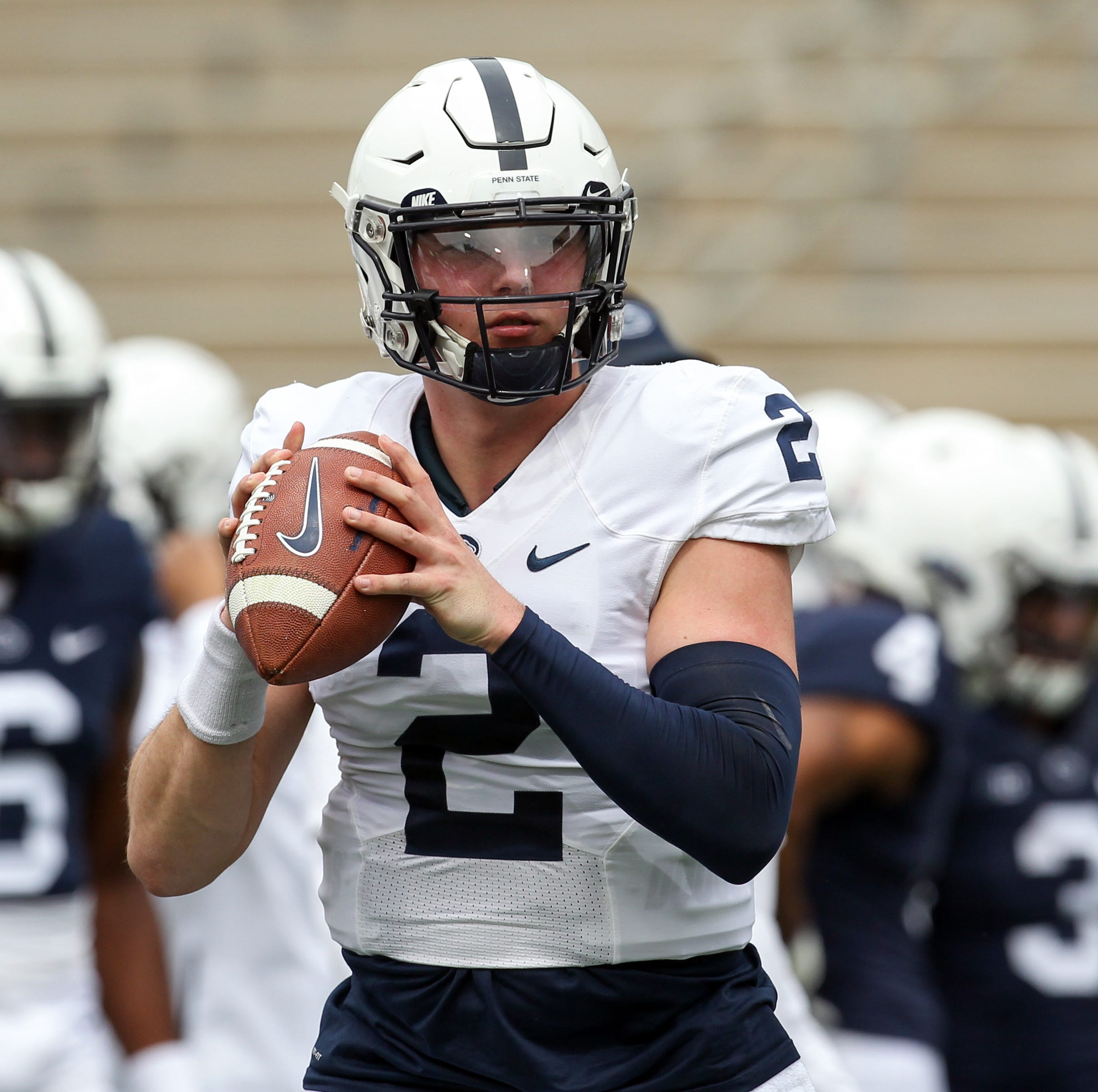 Penn State football: If Tommy Stevens can't buy into Lions now, he should go.