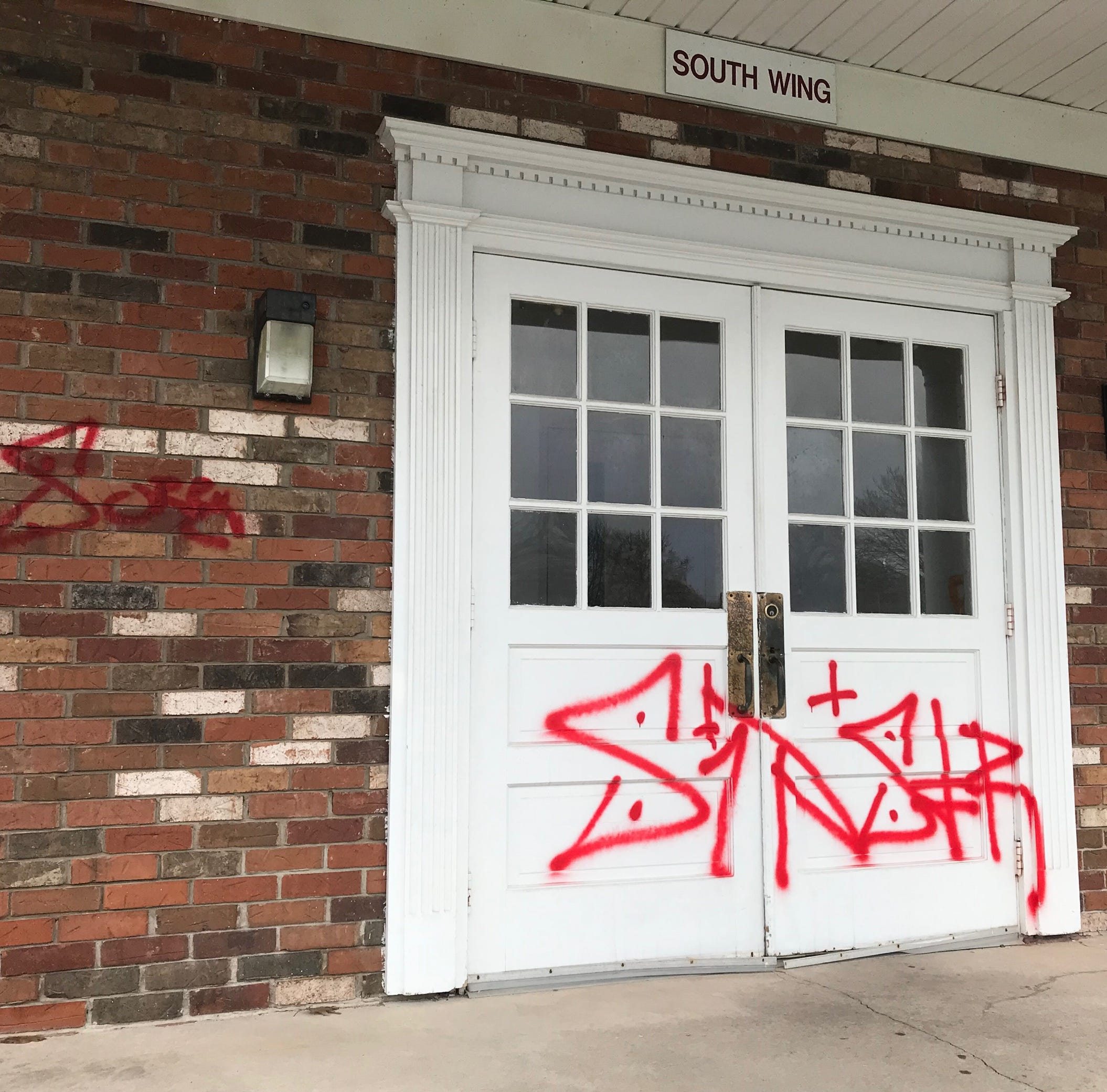 Greece Police investigating hate crime vandalism at North Greece Road Church of Christ