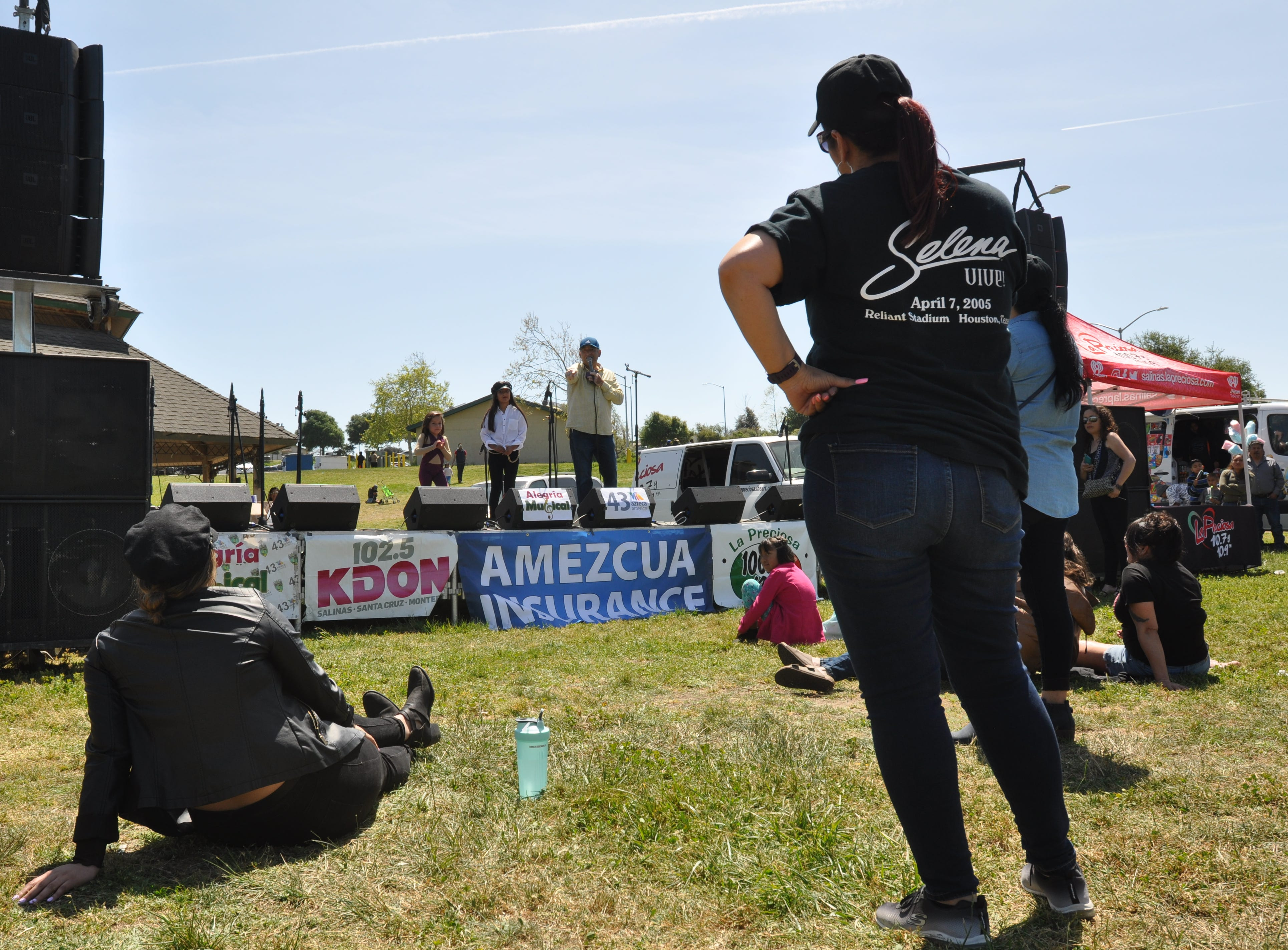 The second annual Selena Tribute Festival included vendors, performances and trivia all dedicated to the late singer, who would have turned 48 this month.