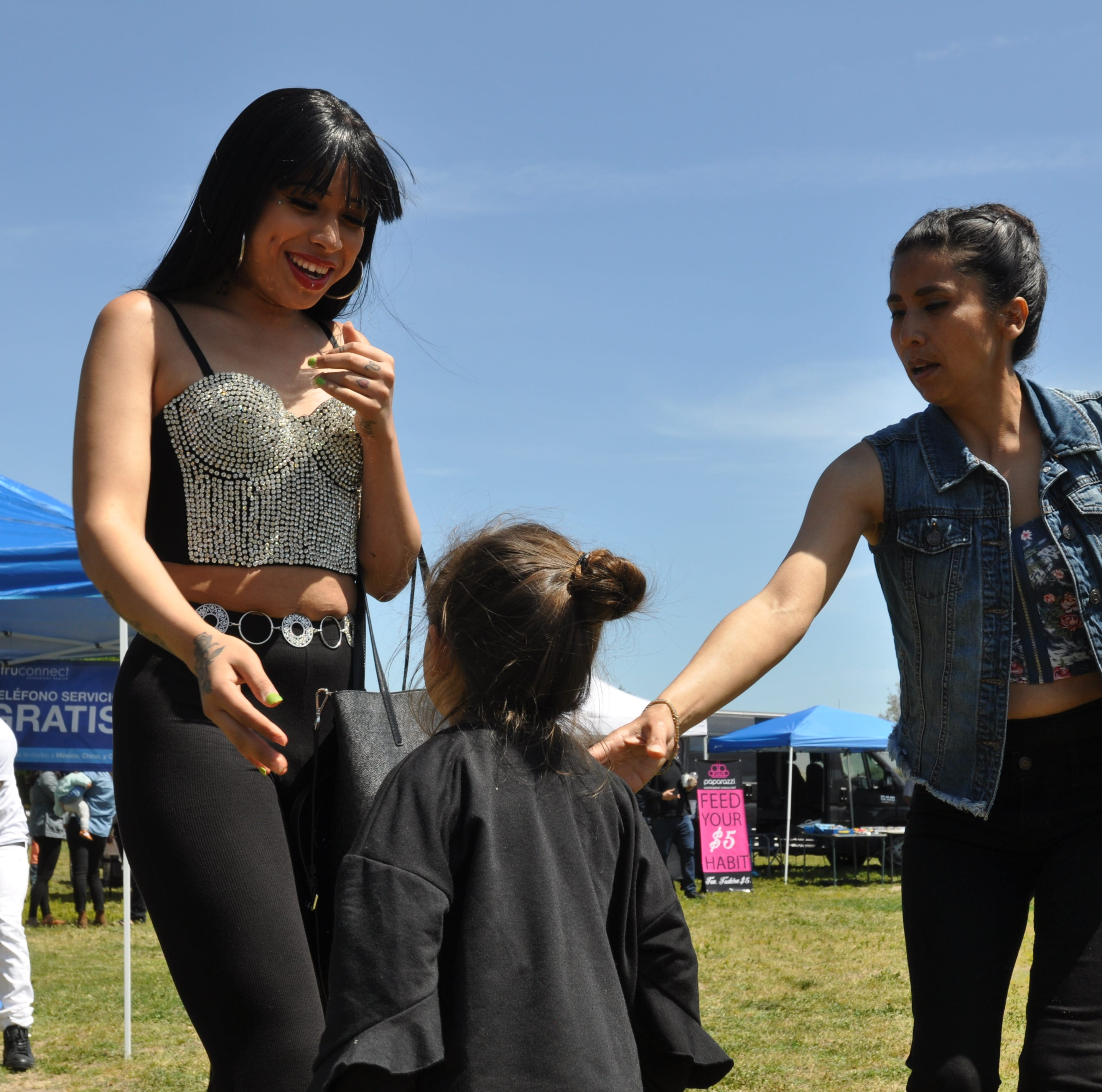 'Anything for Selenas': Salinas celebrates Selena's legacy in 2nd annual tribute festival