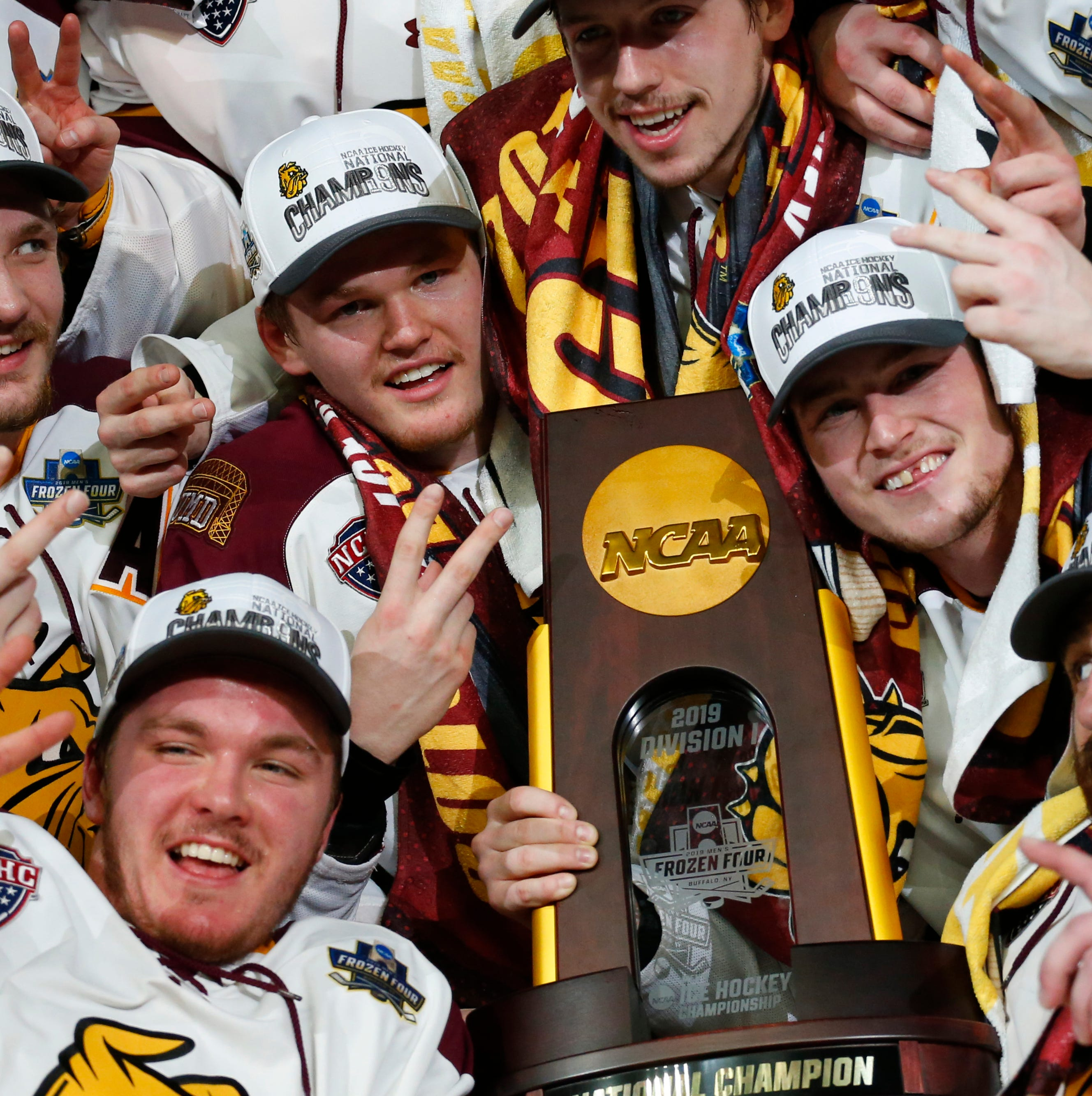 College hockey: Minnesota Duluth on top of our early 2019-20 season poll