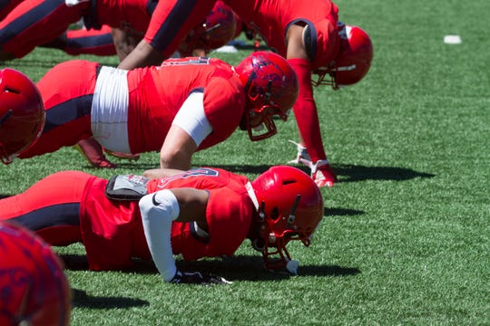 Dixie State announced five more future games against four Division I opponents.