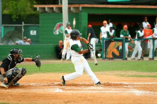 FAMU second baseman Octavien Moyer leads the team with a .317 average. The Rattlers open the 2019 MEAC Baseball Tournament versus Delaware State.