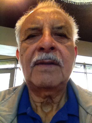 Oxnard police hope the public can help them find Robert Vasquez, 82, who wandered from his home on Kentwood Drive Saturday evening.