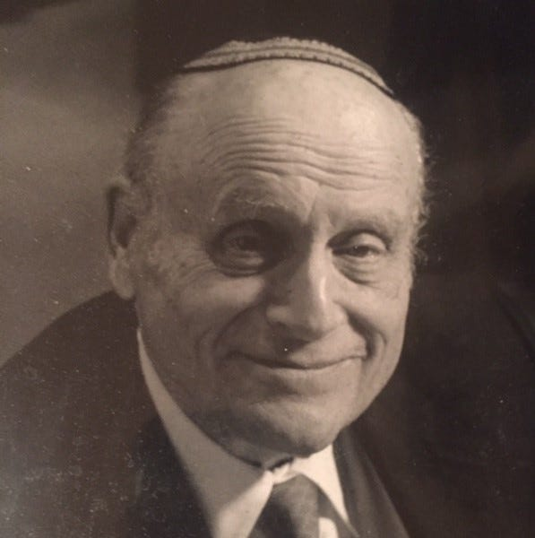 Rabbi Henry Sosland, who led New City Jewish Center for 47 years, dies