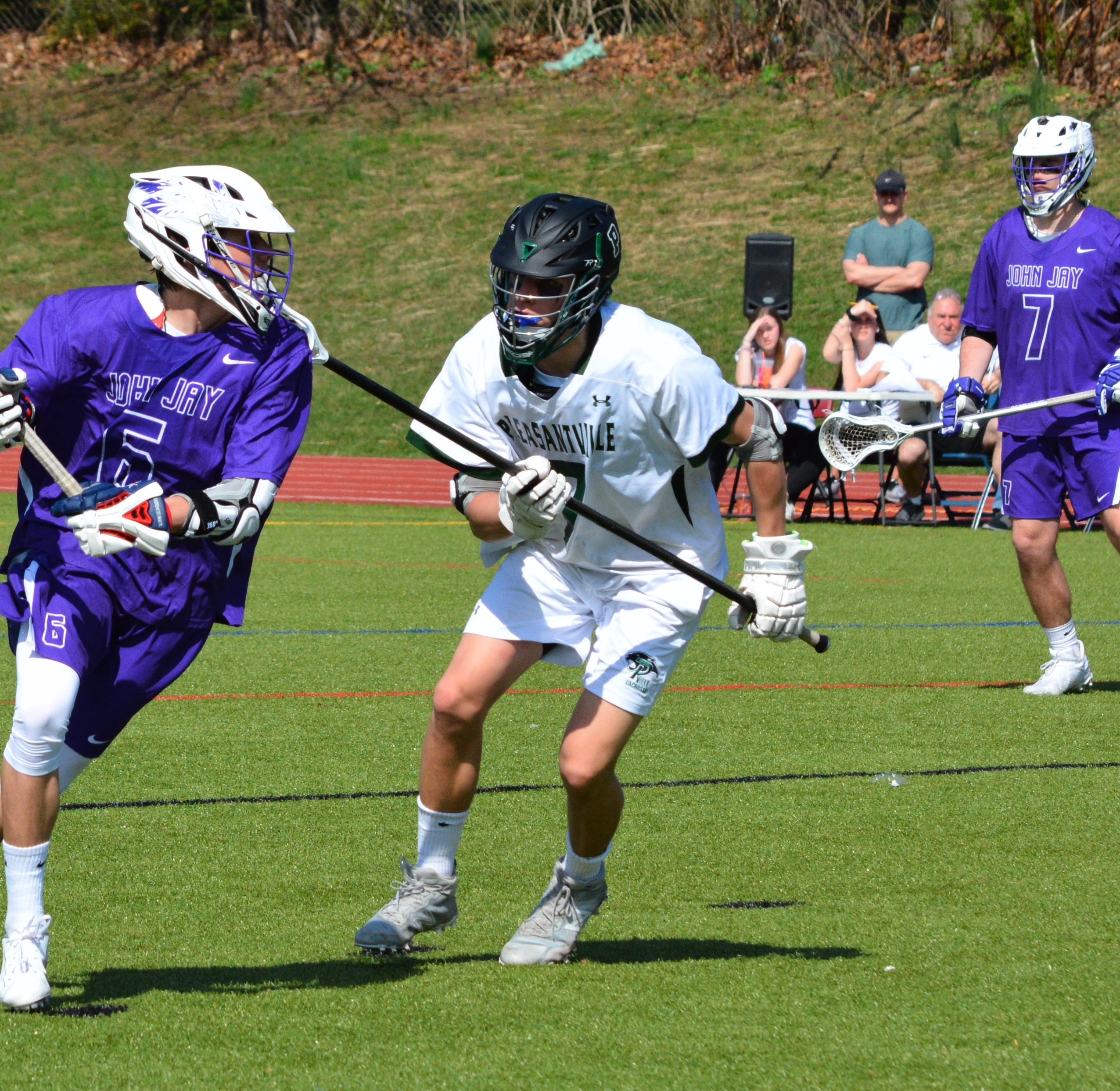 Boys lacrosse rankings: Iona Prep inches up the list of local powers