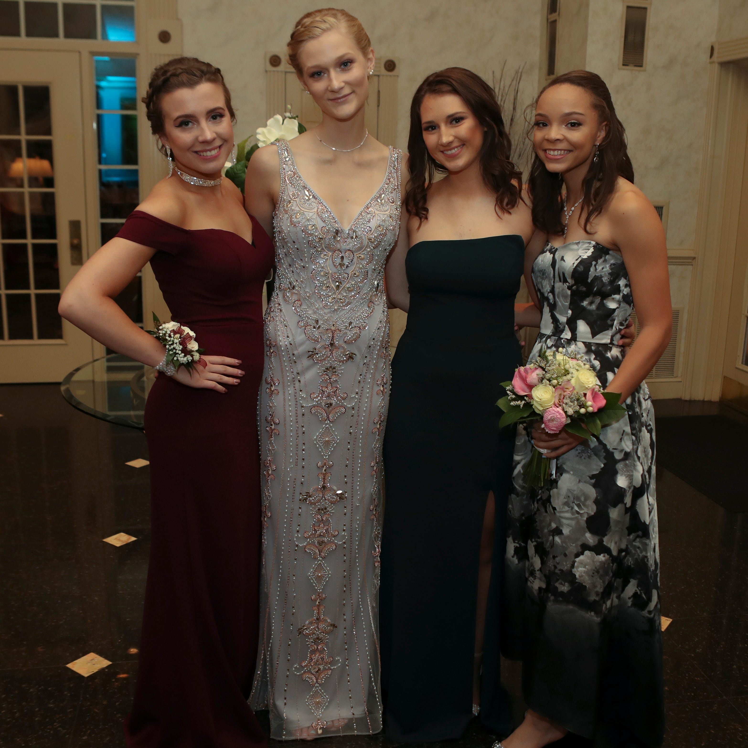 Prom 2019 photos: The students, the looks, the fashion