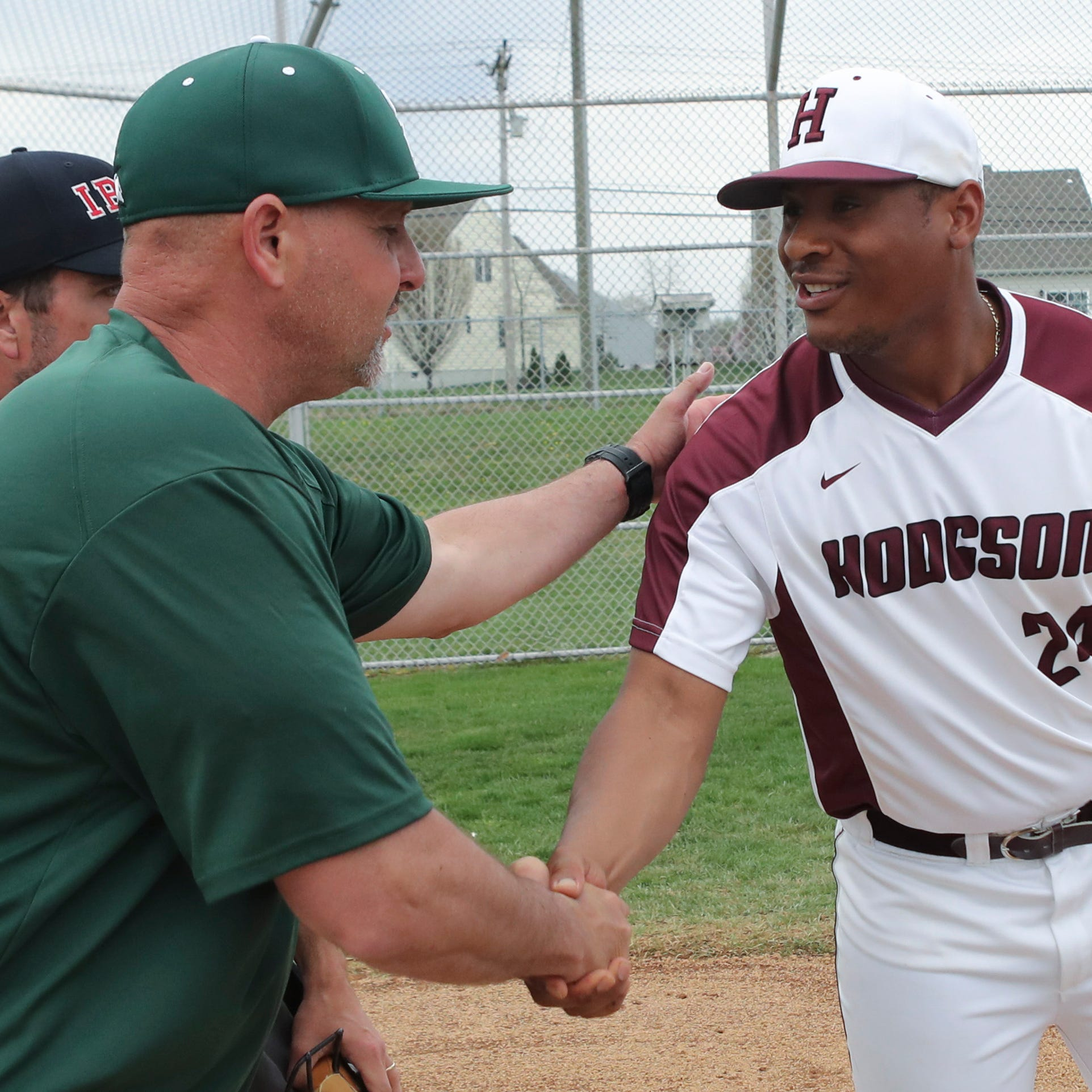 Former UD player thrives as Hodgson baseball coach less than a year after leaving school