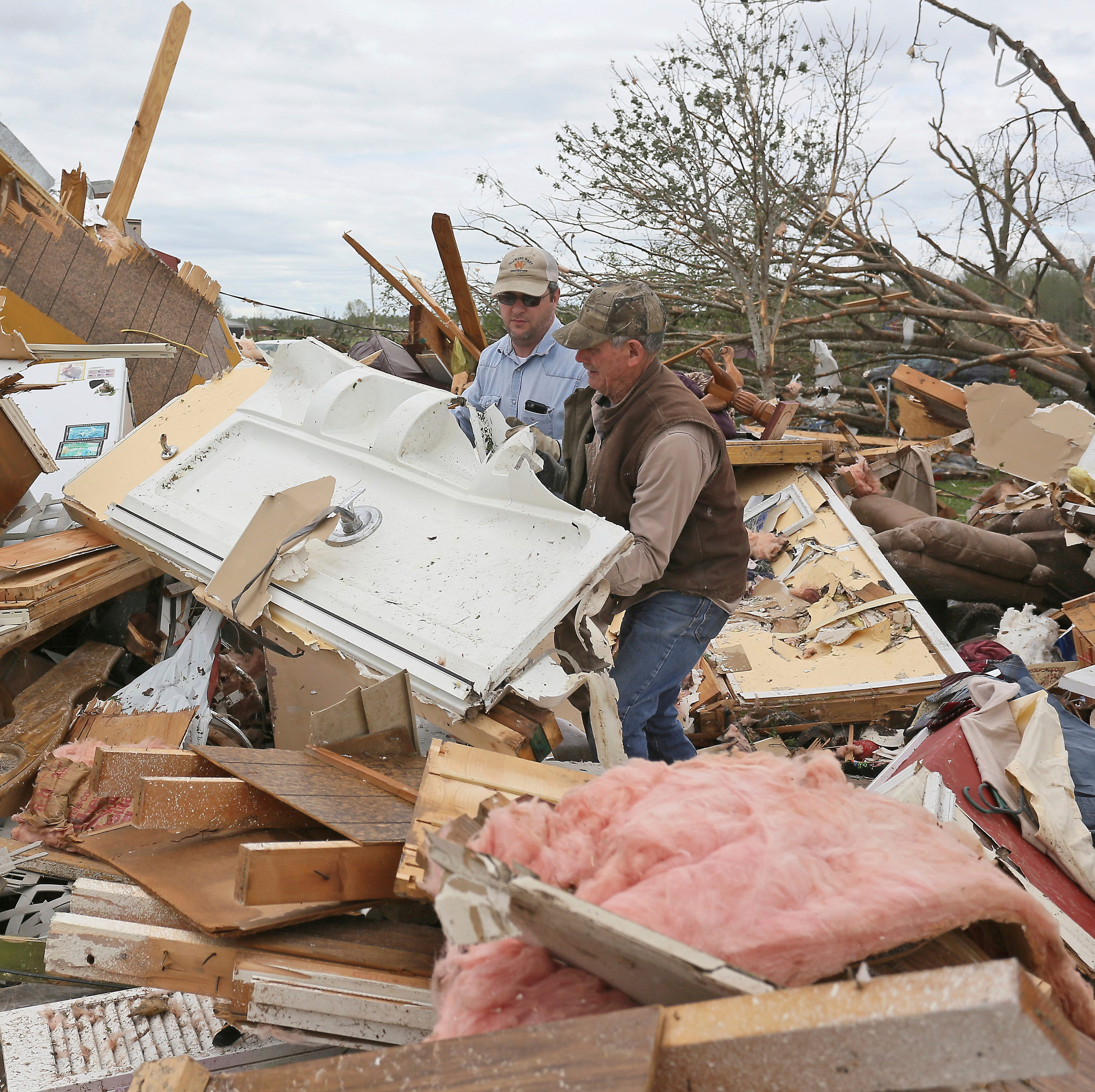 Extreme weather continues to batter USA this year: Is global warming to blame?