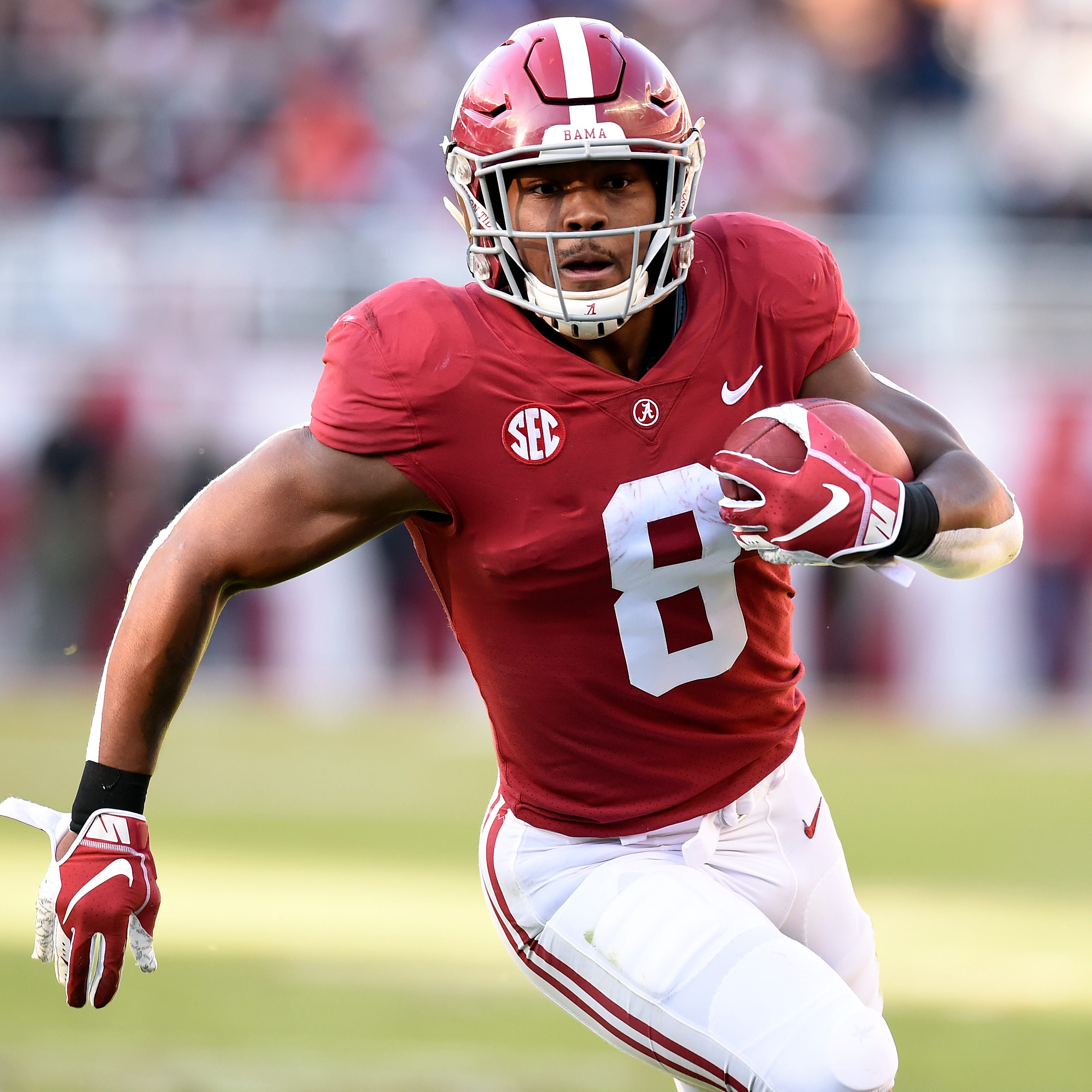 Deep running backs class gives Packers options in draft