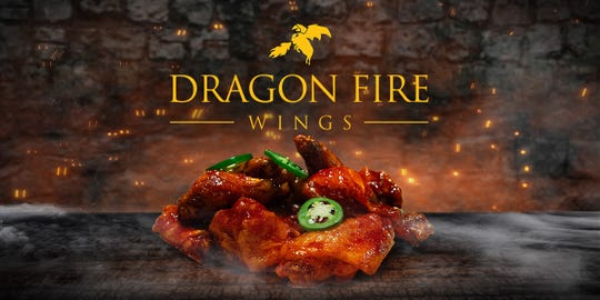 "Buffalo Wild Wings has ""Game of Thrones""-inspired Dragon Fire Wings  only on Sunday, April 14."