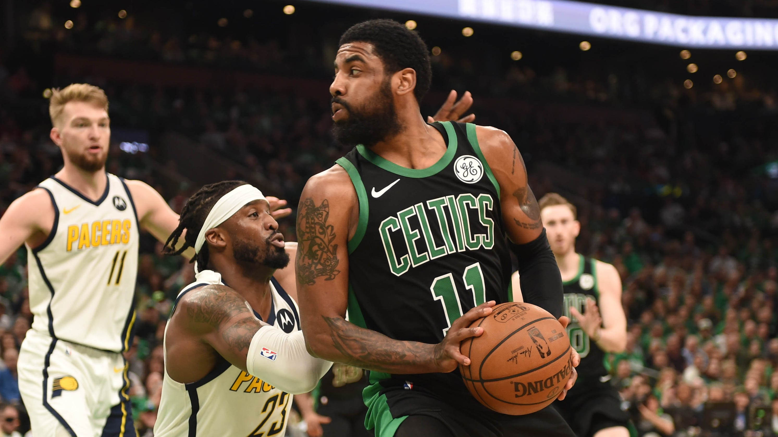 146106e2d8d Pacers doomed by historically bad third quarter in Game 1 loss to Celtics