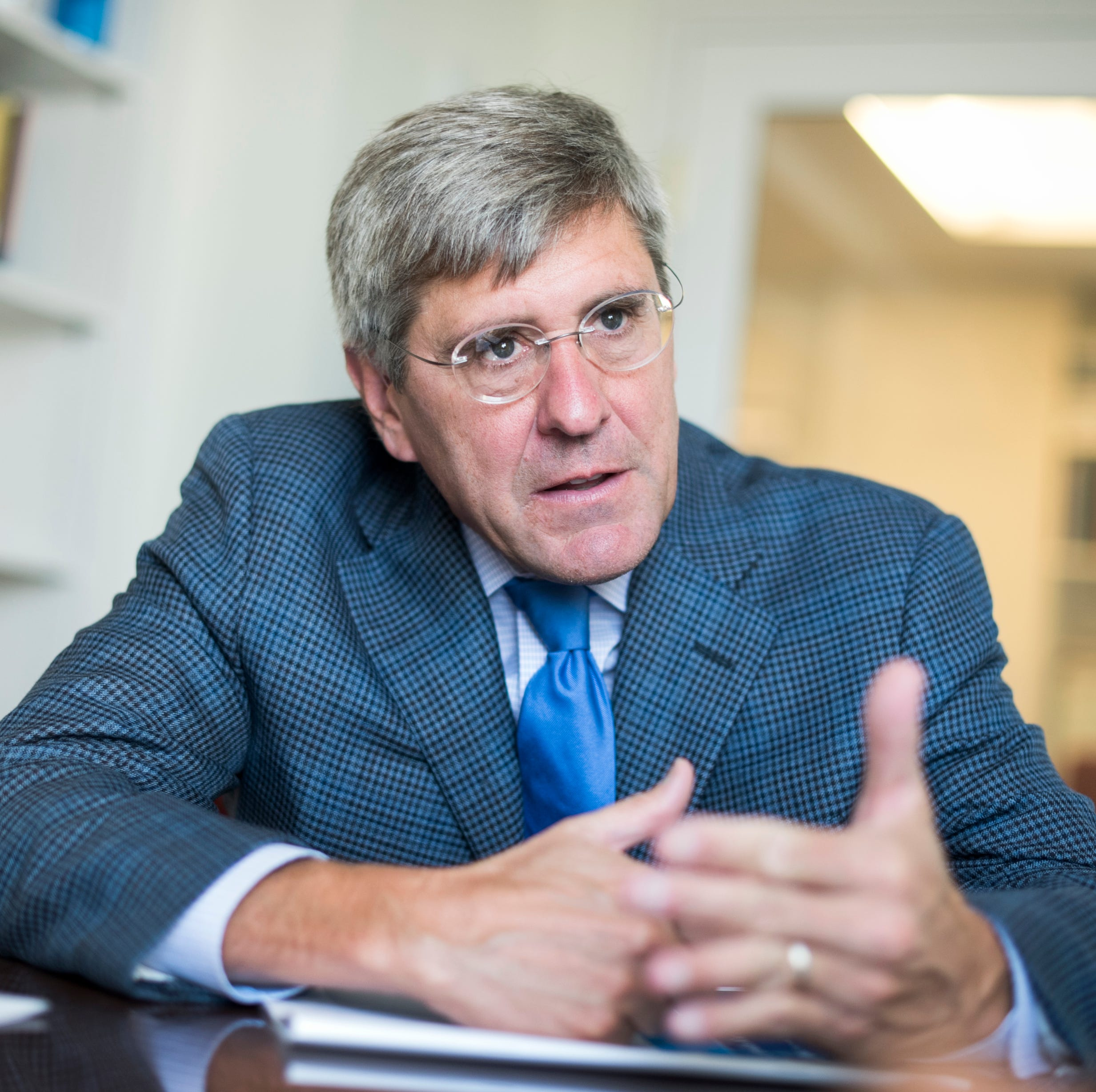 Ex-Fed Board pick Stephen Moore: 'Ohio is no armpit these days'