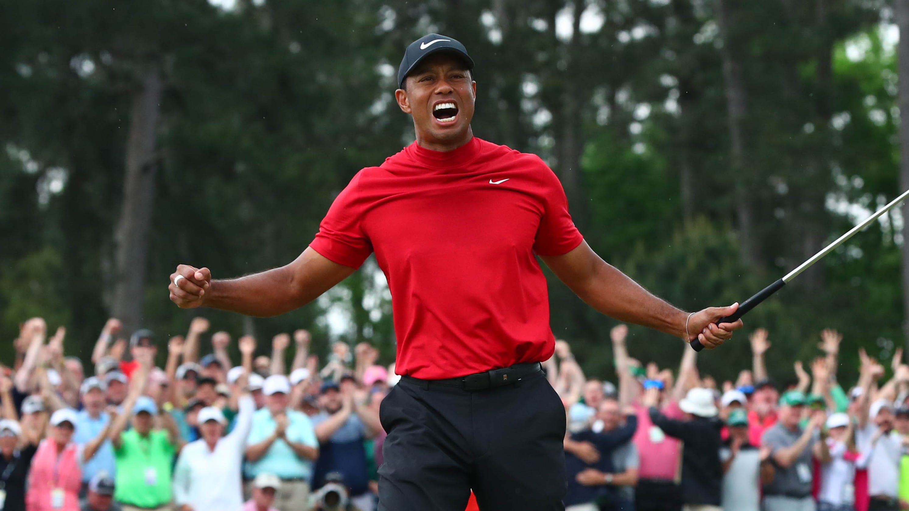 a9340cf782346 Tiger Woods  Masters win completes sports comeback for ages