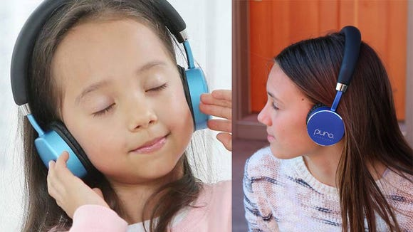 Treat your kids to headphones that feel better, sound better, and protect their ears.