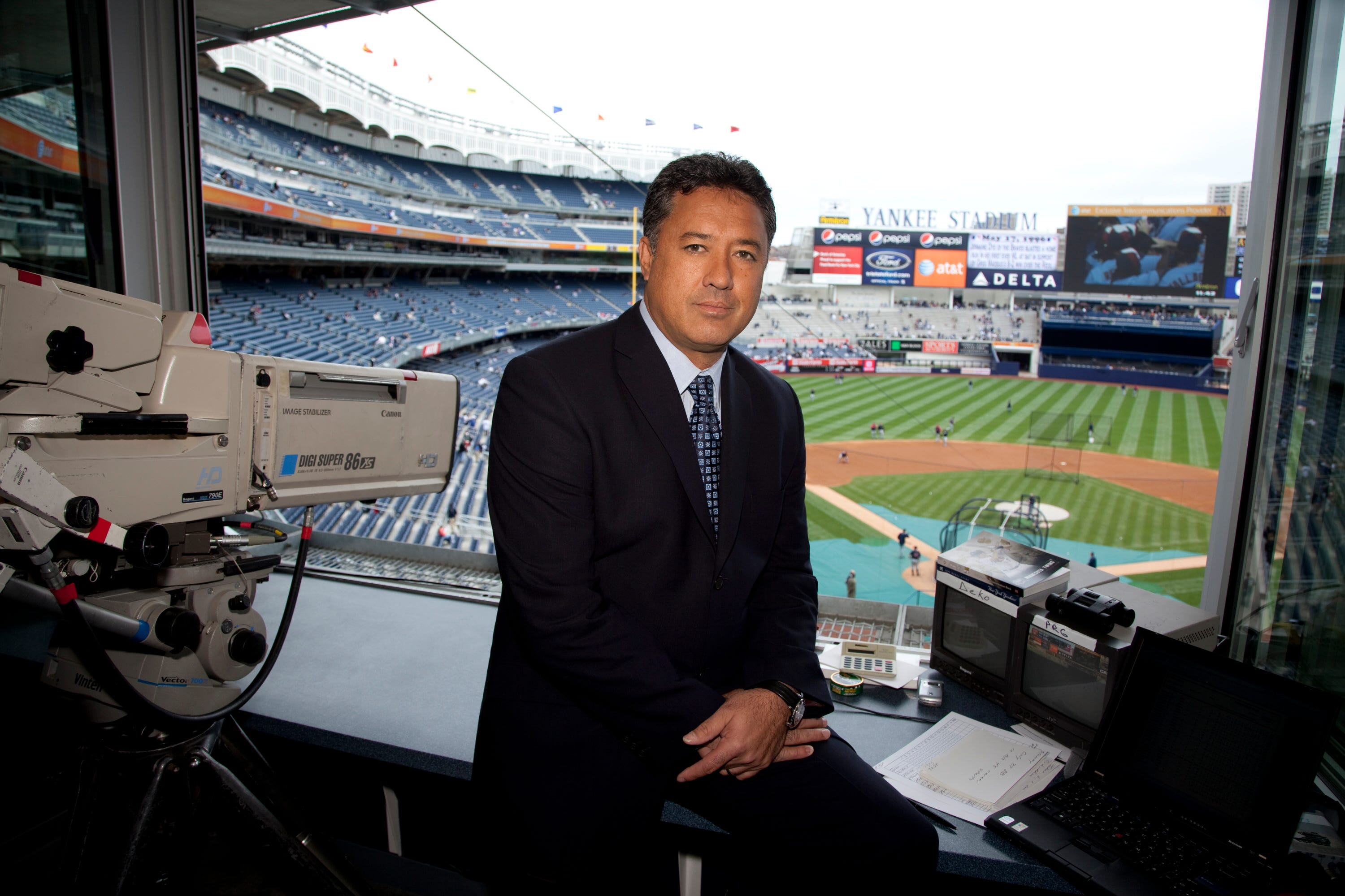 Mets broadcaster Ron Darling to take leave of absence for surgery to remove mass in chest