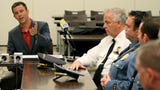 Monmouth County Prosecutor Christopher Gramiccioni press conference