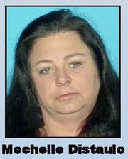 Mechelle Distaulo, 52, of Brick was charged with second-degree conspiracy, first-degree drug possession with the intent to distribute, first-degree distribution of drugs and third-degree drug possession