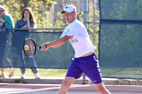 Wylie's Davyn Williford is coming off a District 4-5A title entering the Region I-5A tournament this week. Williford and the Bulldogs travel to Lubbock for the tournament starting on Wednesday.