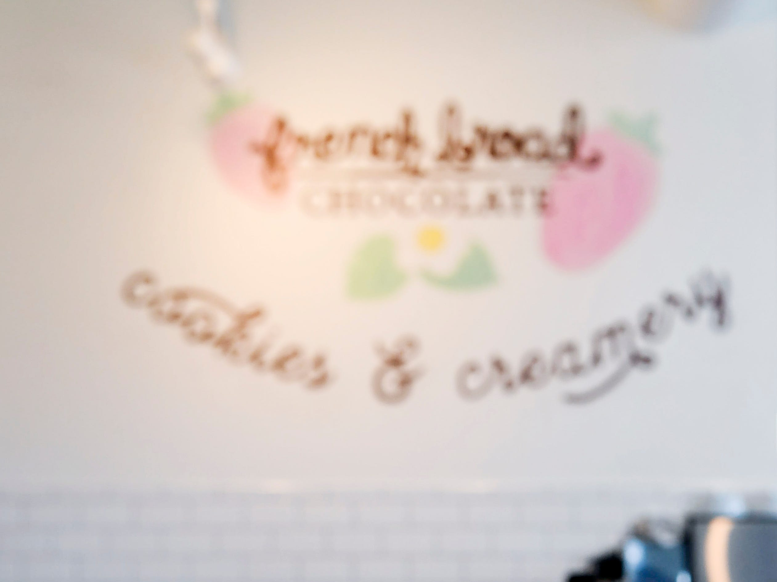 French Broad Chocolates' new Cookies & Creamery opened April 11 on Buxton Avenue.