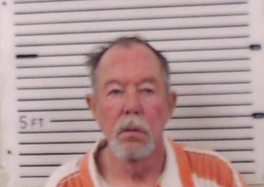 Ronald Shelton, 70, faces four felony sexual offense charges for alleged offenses with a student while he worked as a special needs bus driver for Madison County Schools.