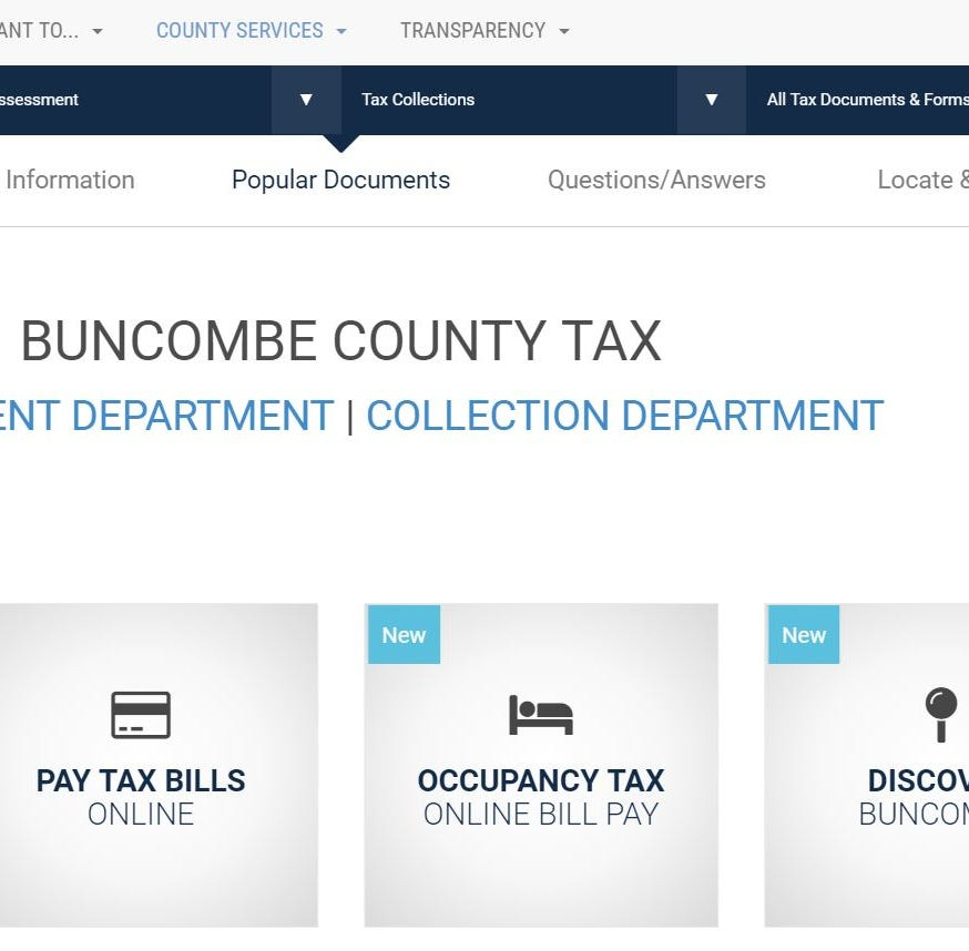 Answer Man: Will Buncombe County tax rate come down? New uniforms at Courthouse?