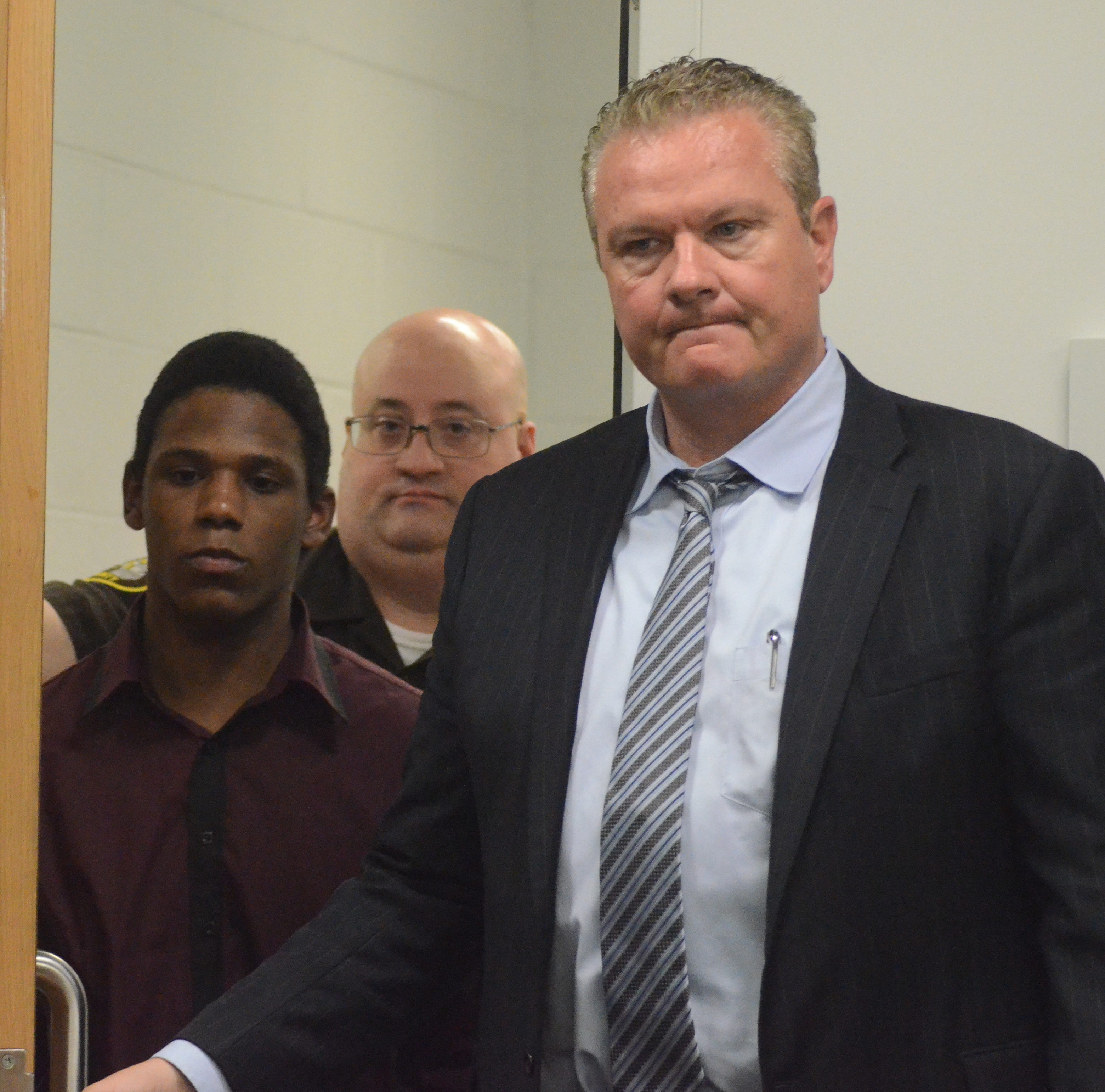 Murder trial to begin in Claude Evans Park killing in Battle Creek