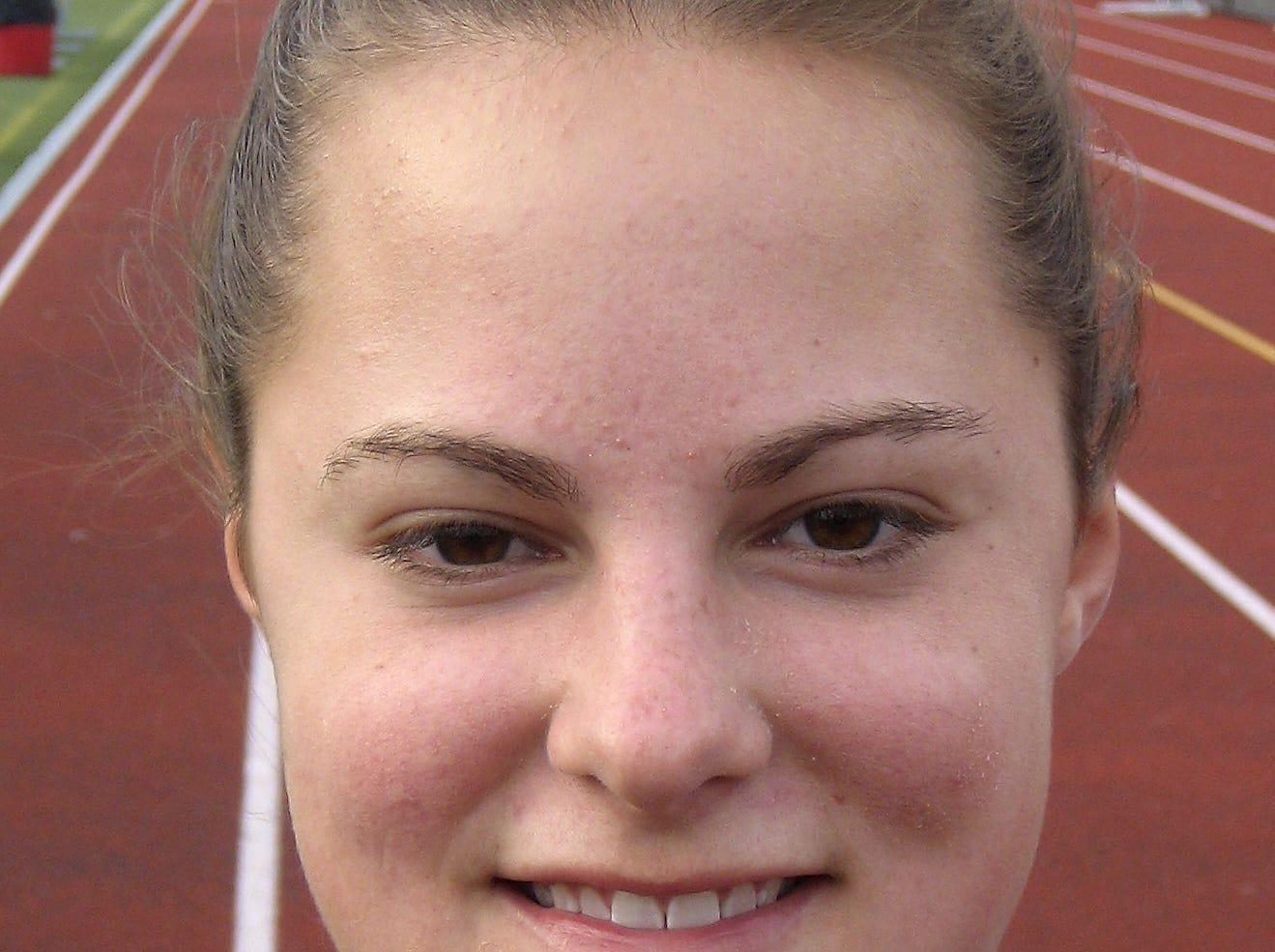 2008: Binghamton High School girls lacrosse - Mel Peterson