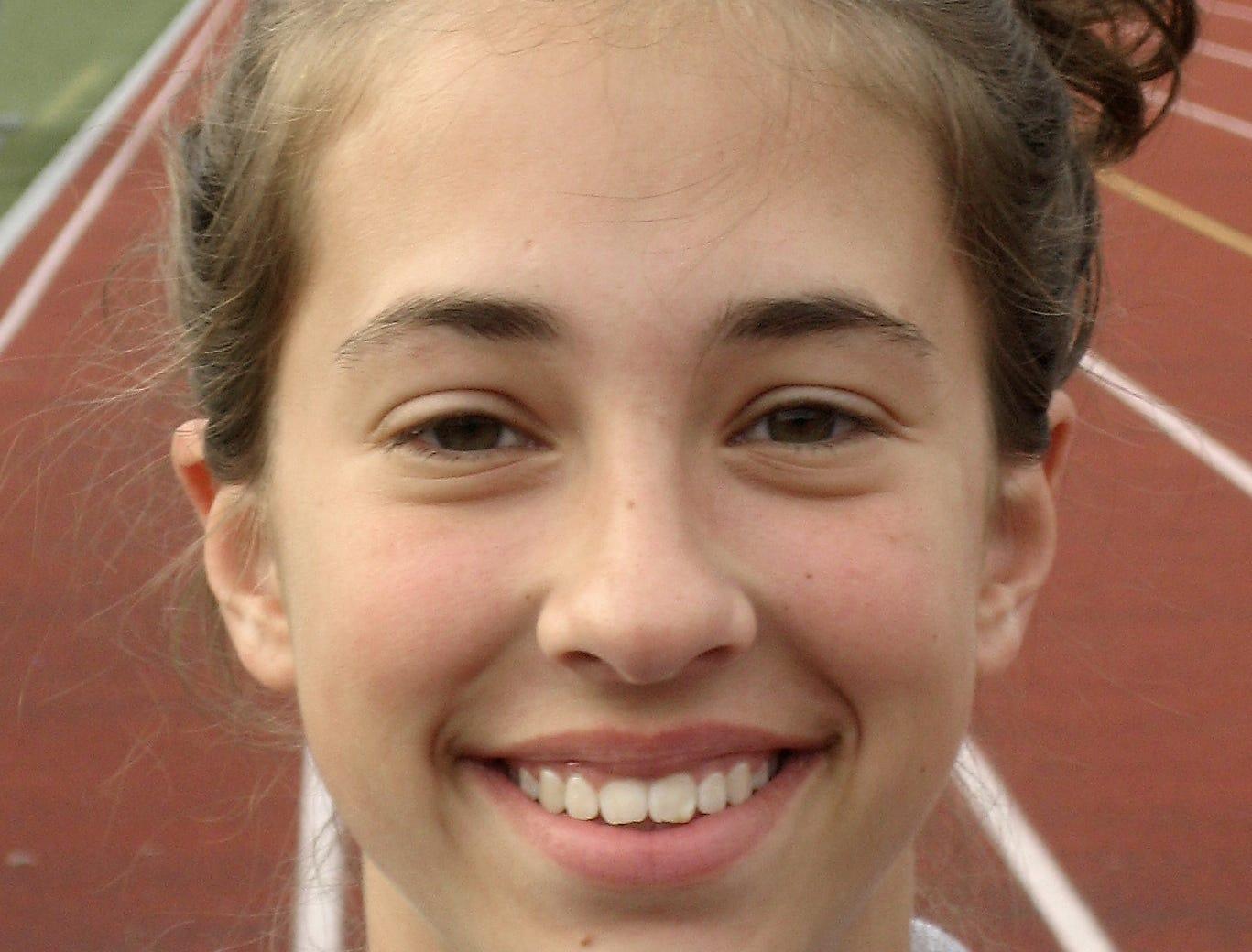 2008: Binghamton High School girls lacrosse - Callie Hayes