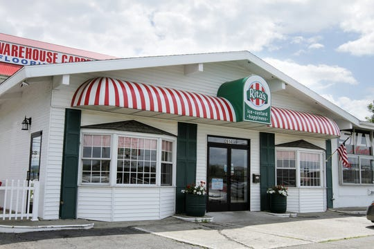 Rita's Italian Ice and Frozen Custard, pictured in 2013, is located at 2614 Corning rd. in Horseheads.