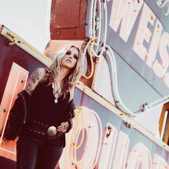 AnneMarie Kelbon is making a go of Sister Antics in the music hotbed of Nashville.