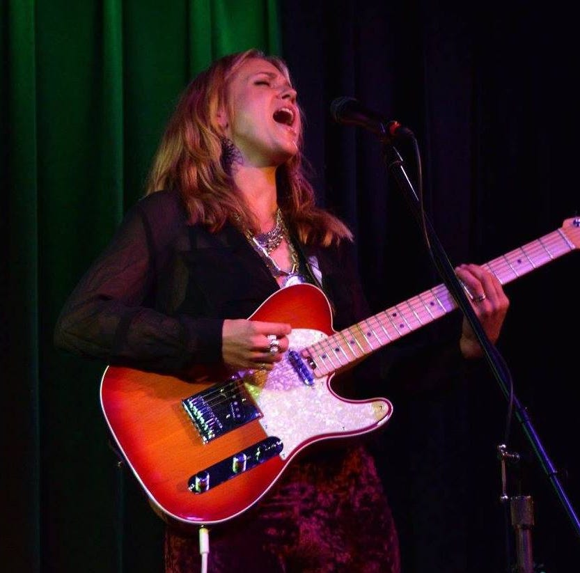 North Kitsap's AnneMarie Kelbon has moved her 'Antics' to Nashville