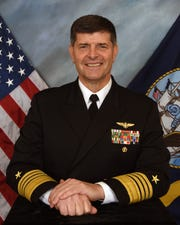 A file photo of Admiral Bill Moran. He was confirmed by the Senate as the 39th Vice Chief of Naval Operations (VCNO). Moran was promoted to the rank of admiral by Chief of Naval Operations, Adm. John Richardson, prior to the change of office.