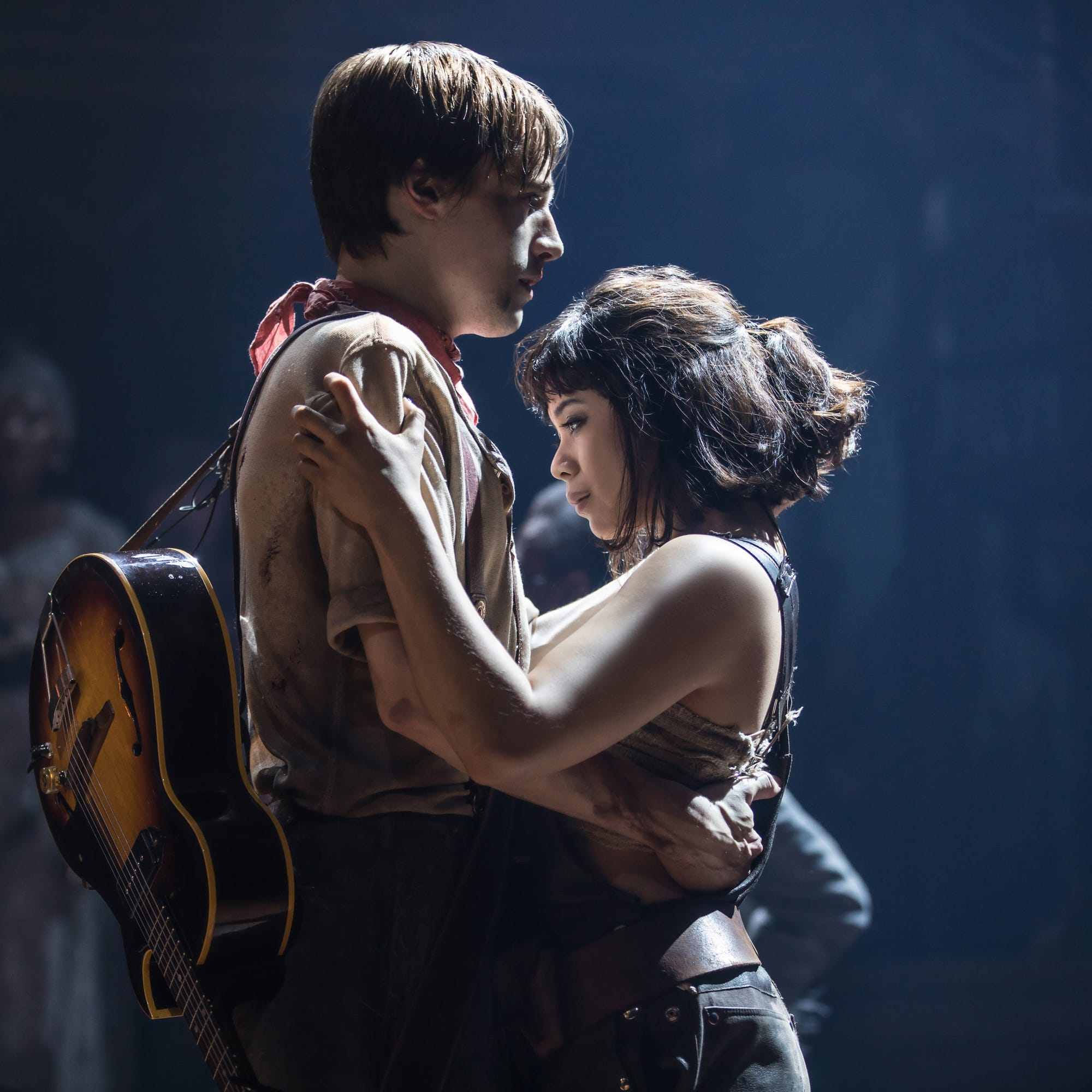 How 'Hadestown' on Broadway compares to Anais Mitchell's original Vermont productions