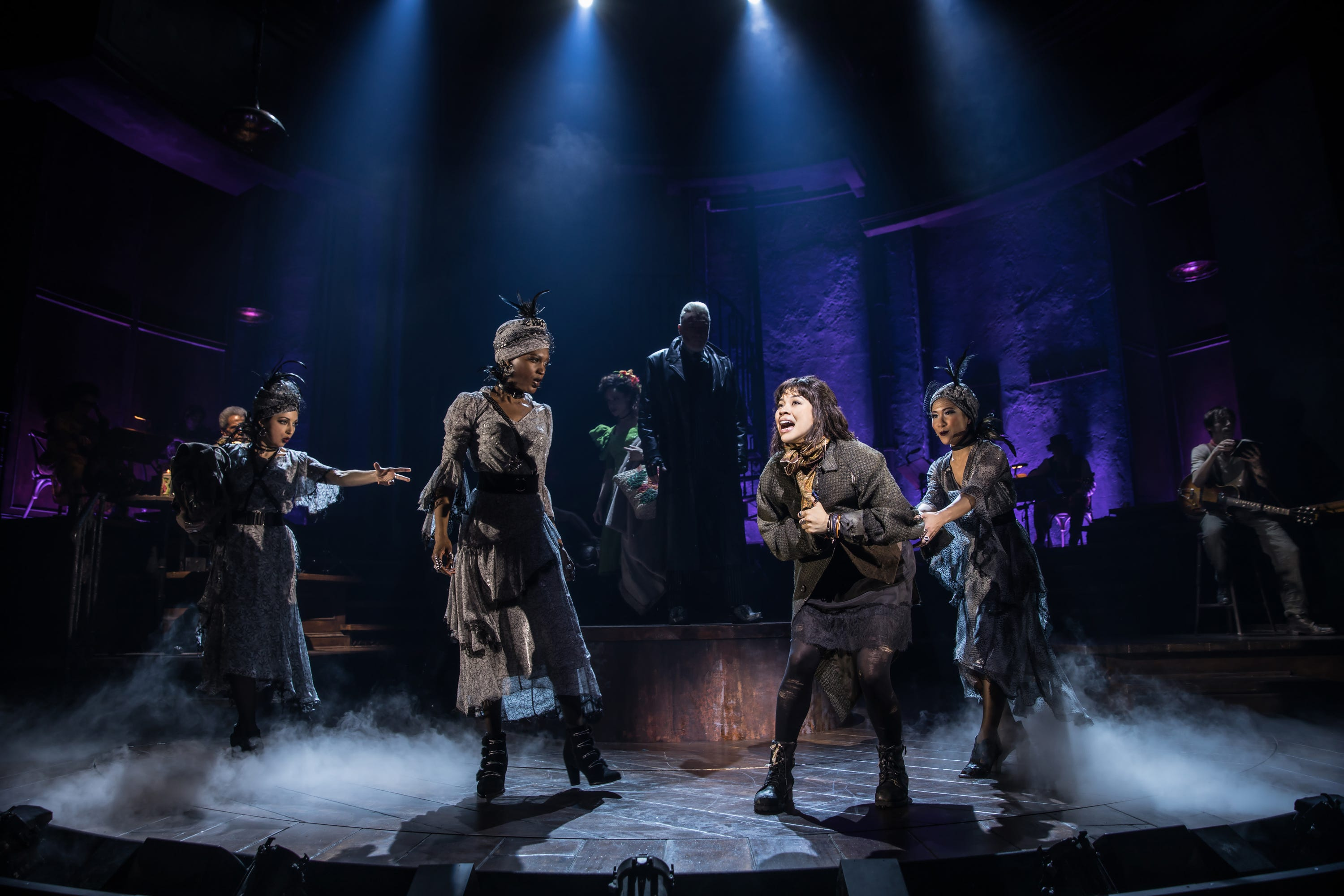 How Hadestown On Broadway Compares To Anais Mitchell S