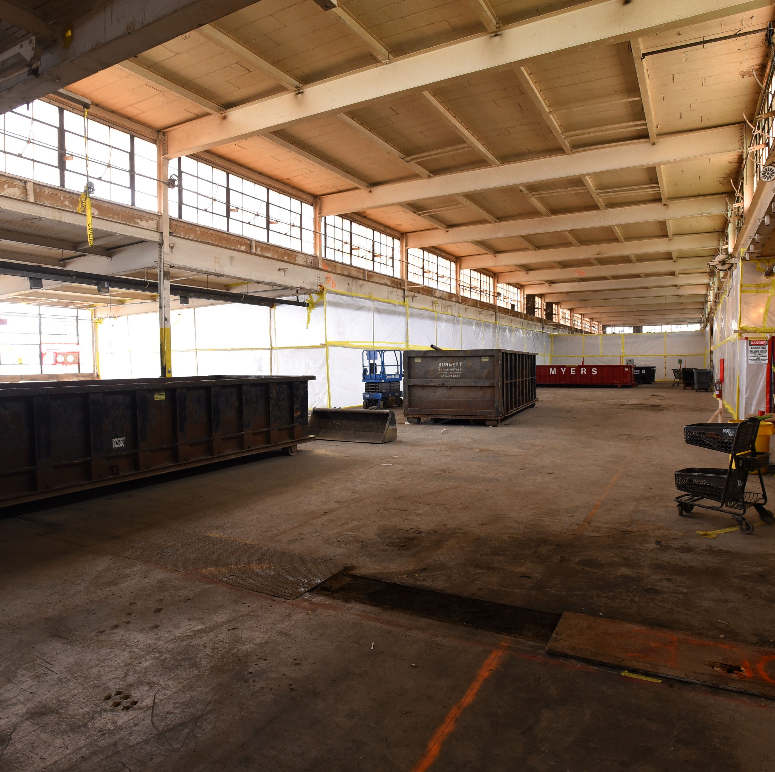 The former Blodgett Oven factory is on track to become Vermont's largest campus that cools and heats itself