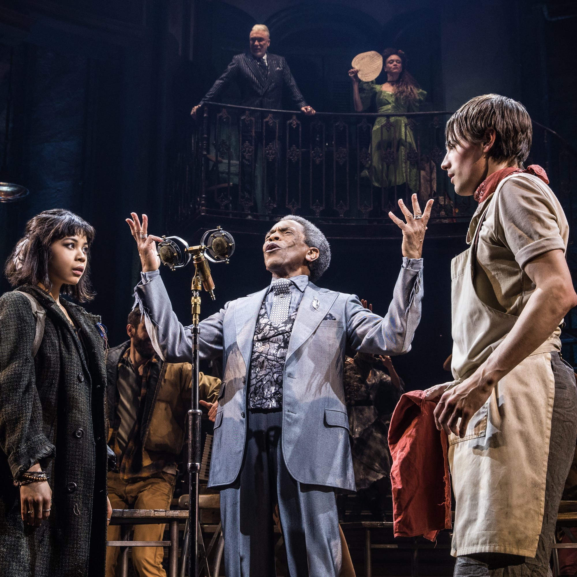 'Hadestown' now a Tony Award-nominated Broadway musical