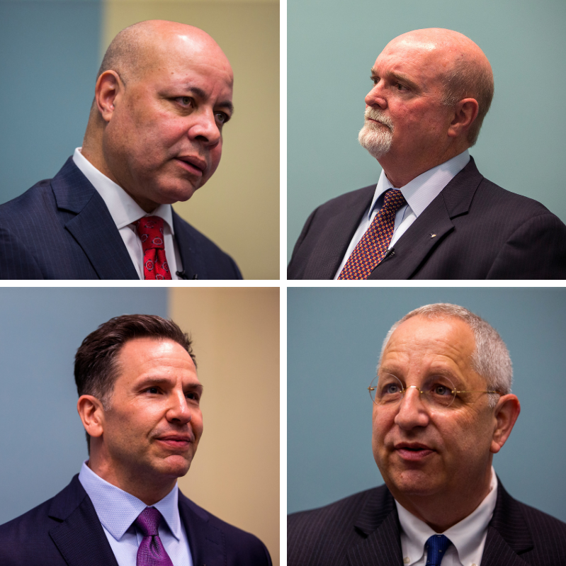 How much should Corpus Christi's next city manager be paid? Here are some thoughts