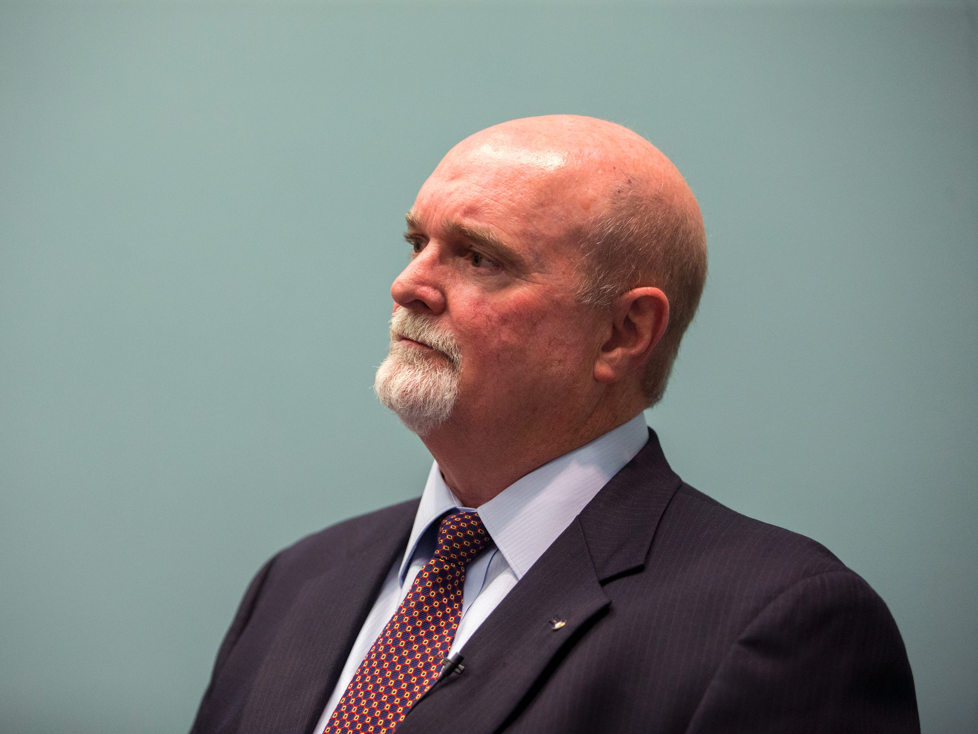 Keith Selman is one of four finalists for Corpus Christi's city manager position.